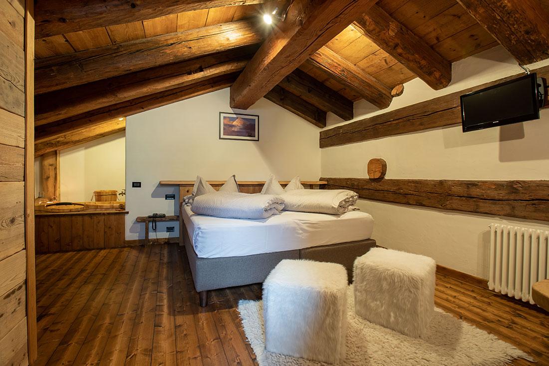 Suite Courmayeur - Chambre-appartement Courmayeur - Hotel ...